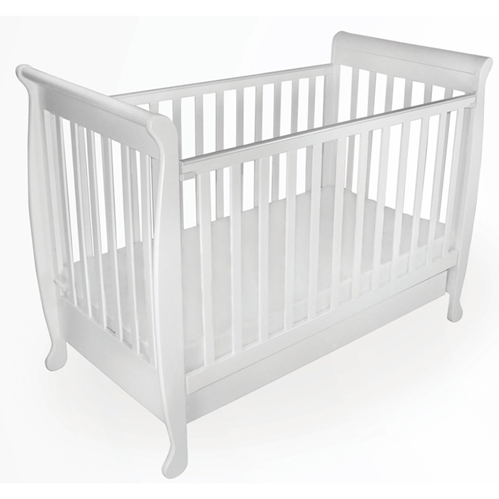 BC13 Classical 3in1 Baby Convertible Crib Baby Cot Bed With Drawer