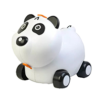 KL03 Kids Ride-on Luggage Storage Suitcase