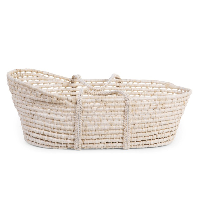 MB01 Baby Moses Basket by Soft Corn Husk